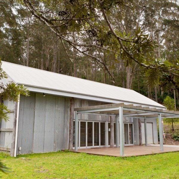 Dorothy Porter Studio. Photo by John Janson-Moore