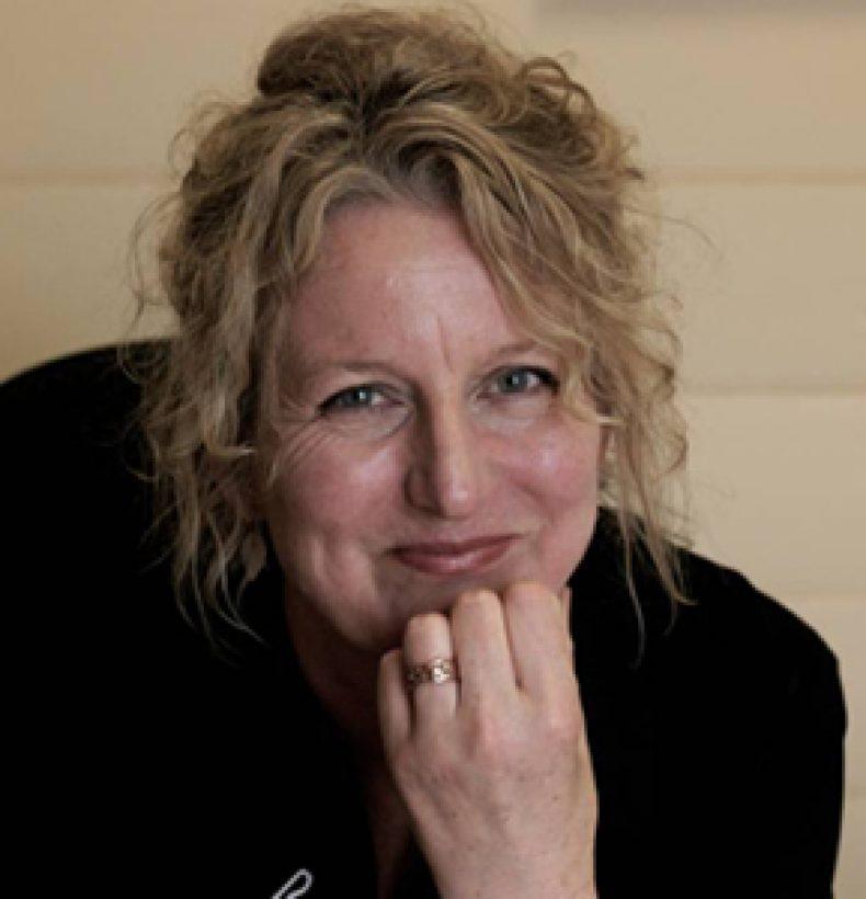Portrait photograph of Deborah Ely