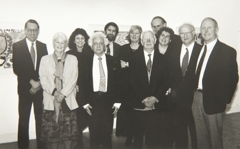 Founding Board of the Trust, 1995.